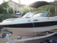2002 Maxum 1800- - Maxum 18 ft 1800 SRSRL Runabout with