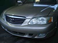 Parting out 2002 mazda millenia, parts avialable