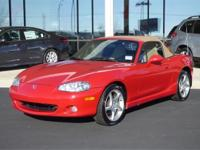 2002 MAZDA MX-5 MIATA 2dr Car. Our Location is: Bob