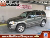 Options Included: N/AThis is a 2002 Mazda Tribute for