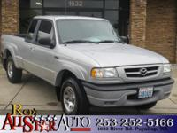 Options:  2002 Mazda B3000 Ds|The Carfax Buy Back