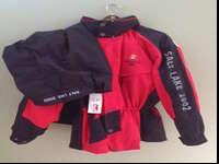 Men's Large matching 2002 Winter Games Jacket and Pant.