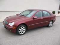 2002 MERCEDES-BENZ C-CLASS Our Location is: Auto Haus -