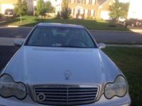 2002 Mercedes C320 with 84700 miles just, Non-Smoking,
