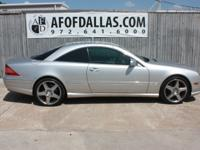 WOW 57k Miles V-12/6.0L.02' Mercedes-BENZ CL600