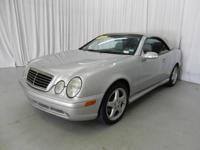 Yes! Yes! Yes! Oh yeah! Because this 2002 Mercedes-Benz