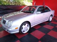 Options:  2002 Mercedes E-Class Come See Our Wide