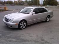 Options Included: N/A2002 MERCEDES BENX E320