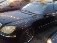 SUPER NICE CAR. BLACK OVER TAN LEATHER. 2500 DOWN WE