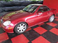 Options:  2002 Mercedes Slk Come See Our Wide Selection