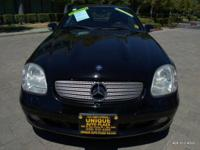 Options:  2002 Mercedes-Benz Slk Slk 320 2Dr