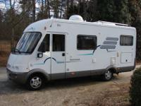 2002 Hymer Starline 630 Motorhome/RVBuilt in Germany on