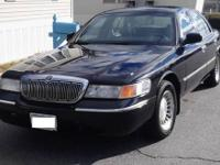 Selling my 2002 Mercury Grand Marquis LS Ultimate black