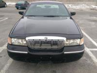2002 Mercury Grand Marquis GS 88K Miles, V8 automatic