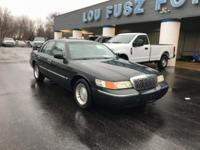 New Price! 2002 Mercury Grand Marquis LS Deep Wedgewood