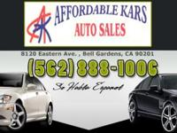 Affordable Kars Auto Sales Af4090 . Price: $3495