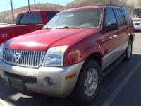 Check out this 2002 Mercury Mountaineer . Its Automatic