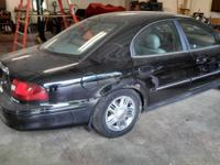 Parting out 02 sable, 108,000 mi, bad dohc motor, Good