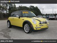 2002 MINI Cooper Hardtop Our Location is: AutoNation