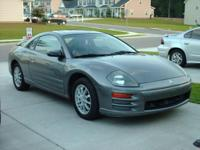 Description Selling a 2002 mitsubishi Eclipse 72,000