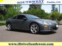 With a price tag at $6,995.00 this Mitsubishi Eclipse
