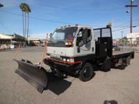 Flatbed Trucks Flatbed Dump Trucks 6155 PSN. 2002