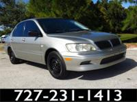 2002 Mitsubishi Lancer Our Location is: AutoNation
