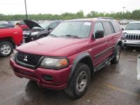Exterior Color: cambridge red, Body: Wagon 4 Dr.,