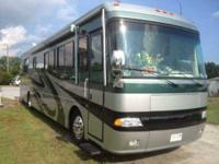 2002 Monaco Windsor Class A This 40 foot RV has only