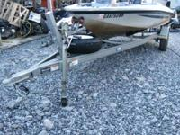 18 MTI Boat Trailer this is a very clean almost new