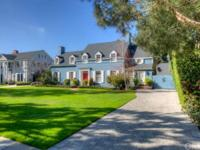 Built in 1946, this Stately Williamsburg Colonial is
