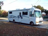 LOOK AT THIS 32 FOOT 2002 NATIONAL SEA BREEZE 8311 LX