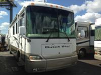 Pre-Owned 2002 Newmar Dutch Star Motor Home Class A -