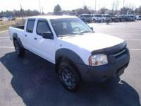 Options Included: N/A*** 2002 Nissan Frontier XE ***