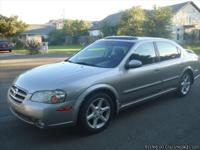 I have one owner 2002 Nissan maxima with 106k miles on