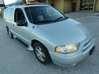 ONE OWNER GREAT CONDITION 2002 NISSAN QUEST SE 4dr