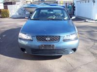ROUTE 136 AUTO - Quality Used Autos! 2002 Nissan Sentra