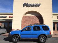 2002 Nissan Xterra Sport Utility xe Our Location is: