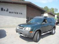 Nice Nissan Xterra for the price! It comes loaded with