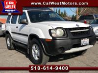 Versatile, California Owned Nissan Xterra! Only One