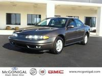 2002 Oldsmobile Alero 4dr Car GL1 Our Location is: H.E.