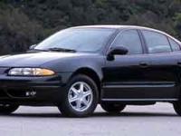 Oldsmobile Alero 2002 32/24 Highway/City MPGOur goal is