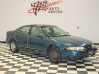 This 2002 Oldsmobile Alero GL1 is provided to you for