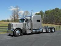 C16 600 HP, Rare Ultra Sleeper with Driver Lounge,