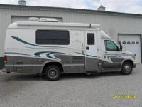 2002 Coach House Platinum 232SD. Class C Ford E-450