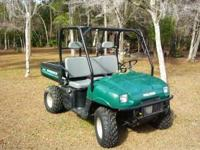 2002 Polaris Ranger series 10. 2x4 positive lock rear,