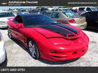 2002 Pontiac Firebird Our Location is: AutoNation