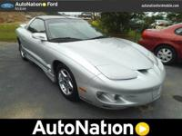 2002 Pontiac Firebird Our Location is: AutoNation Ford