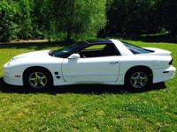 Pontiac Firebird 2002, V6, low miles under 57,700