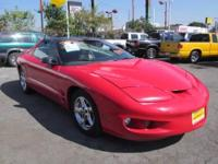Here Is A Really Clean And Rare 02 Firebird With Alloy